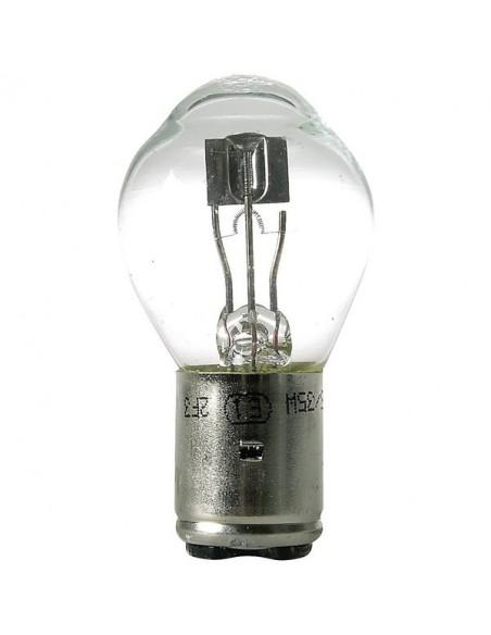 Glödlampa 6V 15/15W BA20D