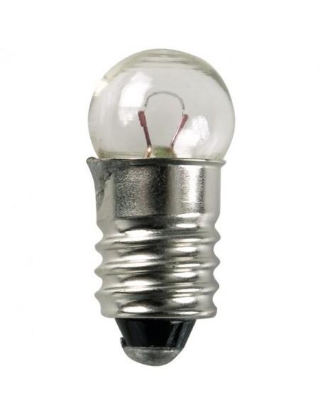 Glödlampa 6V 3W E10