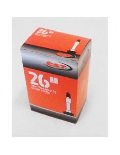 Slang 27, 37/40609/642 Cykelventil 40 mm