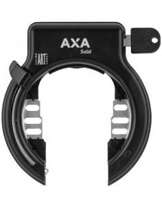 AXA Rock Svart, ringlås