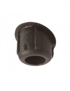 Styrstamsplugg 13mm svart