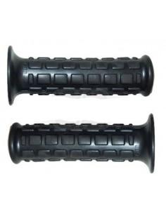 Gummihandtag typ magura Svart 100 mm 22/24mm