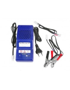 Batteriladdare 12 volt 1 Amp.