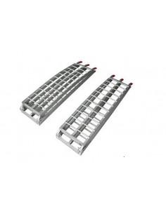 Aluminium ramp
