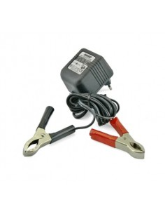 Batteriladdare 12 volt 0,5 Amp. Moped/MC