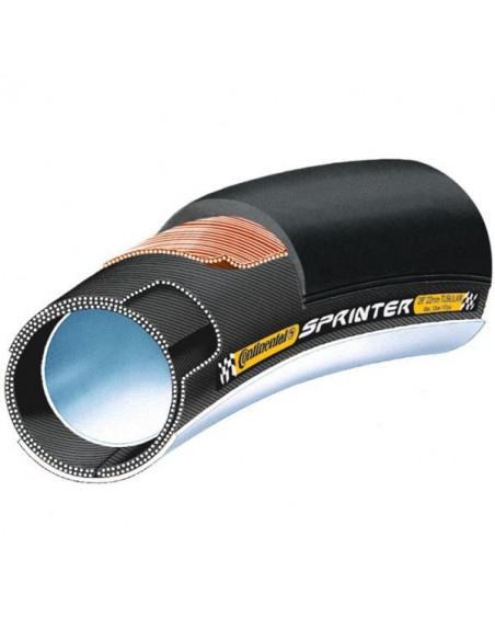 Tubdäck Conti Sprinter, svart/svart