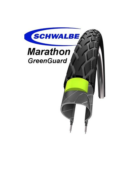 Schwalbe Marathon GreenGuard 23-622