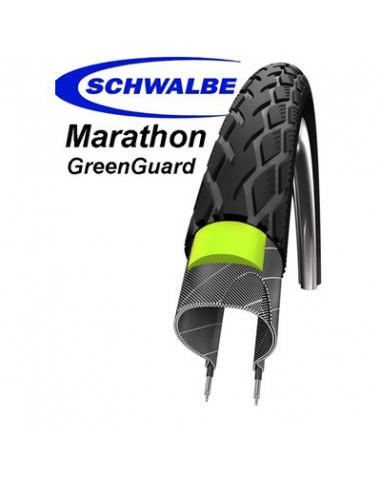 Schwalbe Marathon GreenGuard 37-622