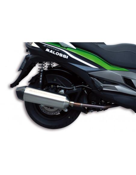 Malossi RX avgassystem, Cat