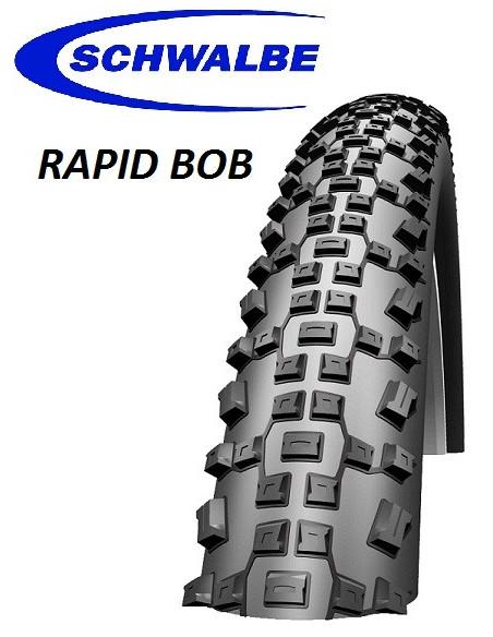 Schwalbe Rapid Bob PP, 54-559 , 26x2.10  50EPI