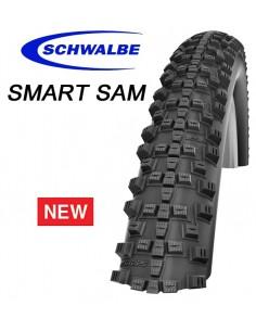 Däck, Schwalbe, Smart Sam 47-622 Svart