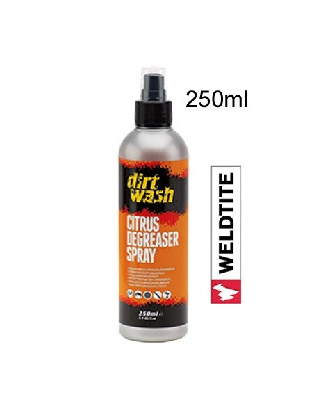 Weldtite avfettning Citrus spray, 250 ml