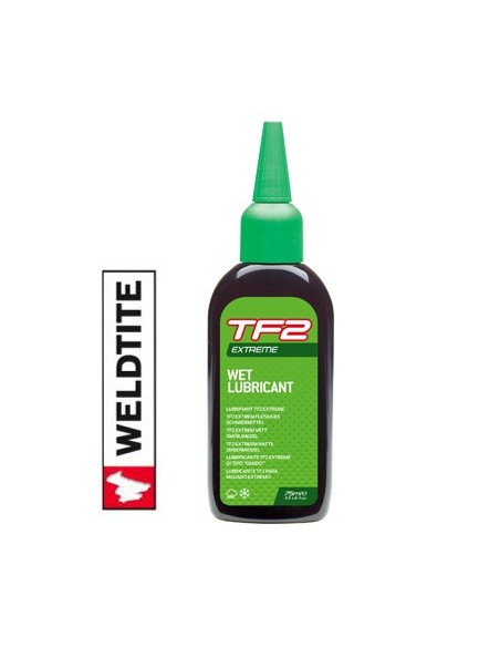 Weldtite TF2 Extreme Wet Olja/teflon, 125 ml