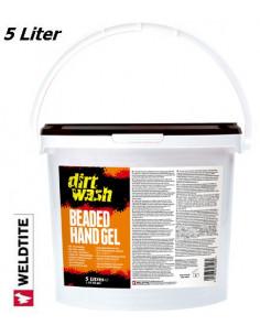 Weldtite handrengöring, Gel, 5 Liter