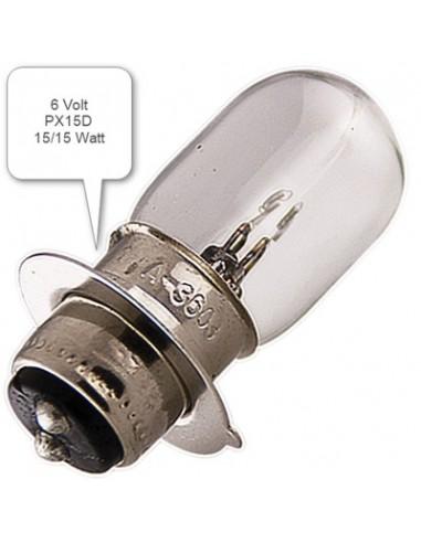 Helt nya Glödlampa 6V 15W OW-36