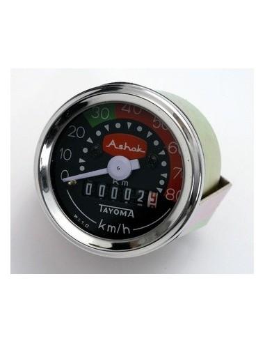 Hastighetsmätare Crescent/Puch/Universal 50mm