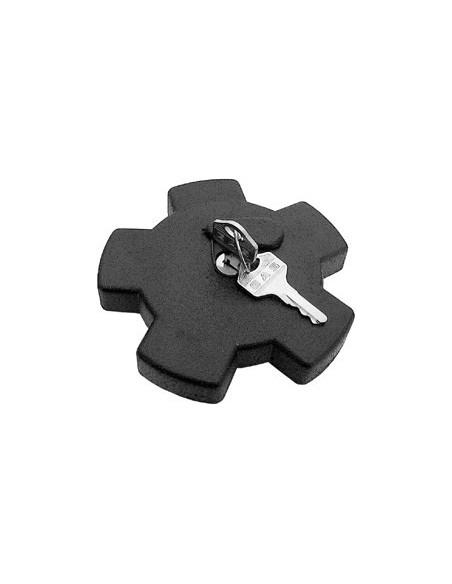 Tanklock låsbart Puch/Zündapp