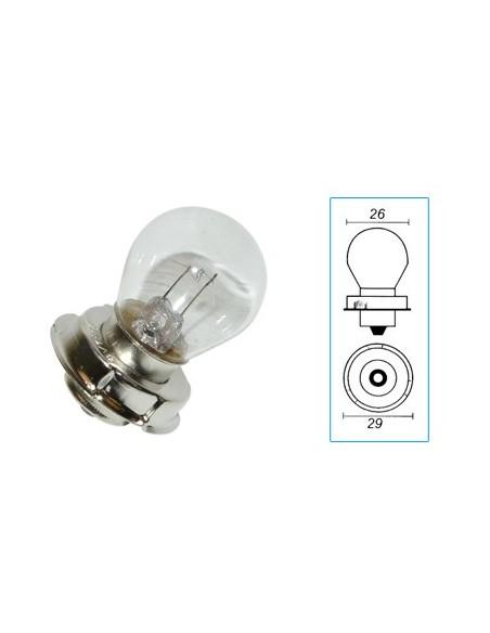 Glödlampa 12v 25 w , P26