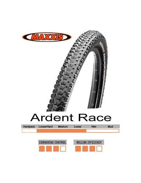 Maxxis ARDENT Race 3C TR, 29x2.20 120tpi 3C