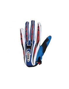 Shiro MX-01 handske. Blå