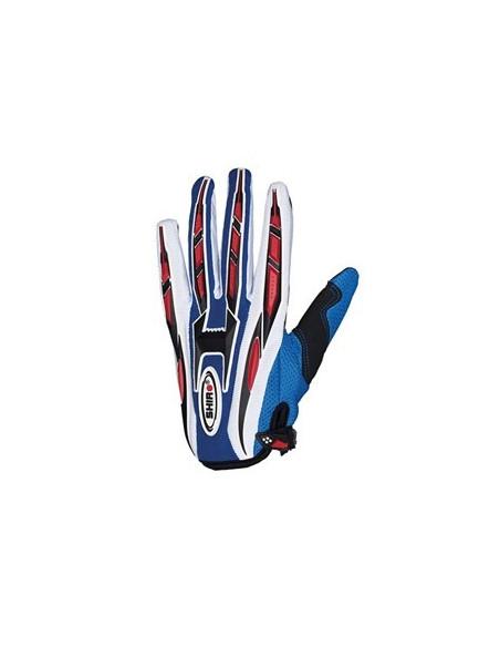 Handske Shiro MX-01. Blå