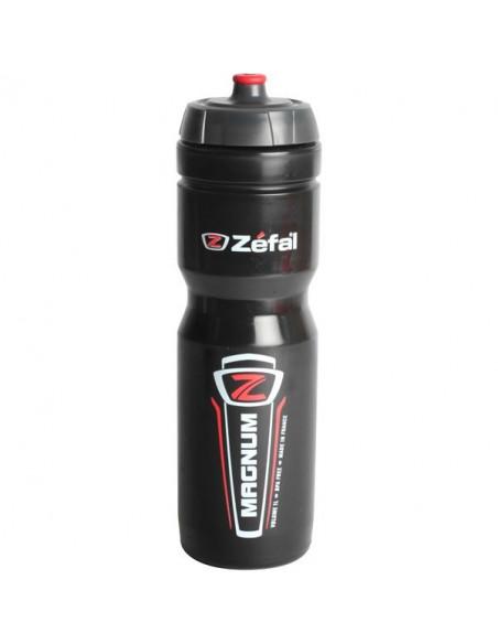 Flaska  Zefal, MAGNUM,svart, 1 L