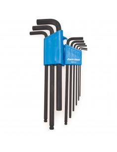 Park Tool Insexnyckelset HXS-1.2, 1.5,2,2.5,3,4,5,6,8,10mm