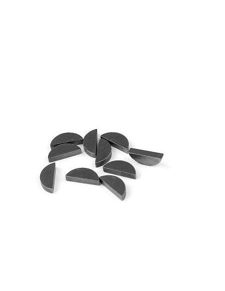 Krysskil 3x3,7x9,2 mm