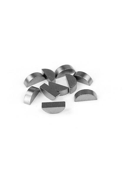Krysskil 2x3,7x9,2 mm