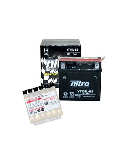 Batteri YTX5L-BS