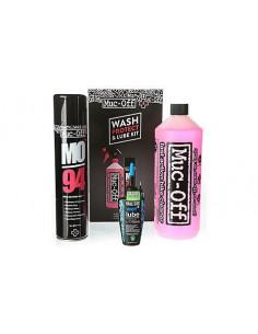 Muc-Off Wash Protect& Lube Kit