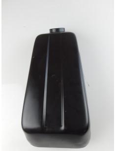 Bensintank Jawa 210 grundlackad svart
