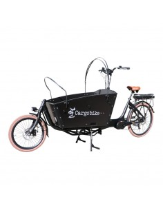 Cargobike Long Single Electric