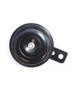 Signalhorn 6V DC, svart