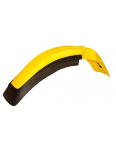 Framskärm enduro universal gul/svart