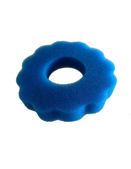 Tankmanchett / skumgummi blå