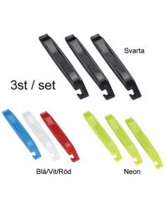 Däckavtagare EasyLift, 3st Neon