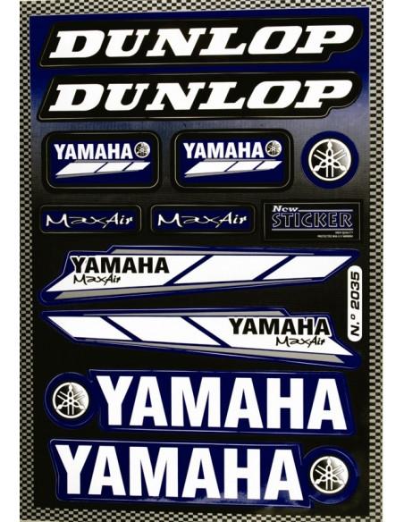 Yamaha dekal Kit