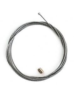 Universal Gaswire m nippel L:2,50,1,2mm tjock.