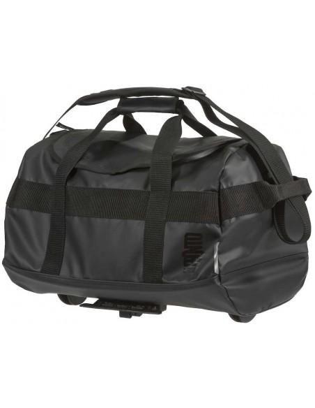 Duffelsportväska, Spectra sportväska i duffel modell med AVS clicksystem, Svart,