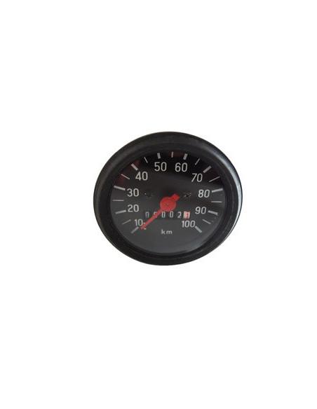 Hastighetsmätare Puch/Tomos/Universal 60 mm 100 Km