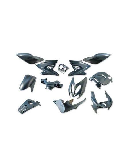 StylePro Kåpset (Aerox) 12 delar (Blå Kameleont)