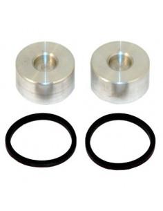 Kolvar med o-ring för bromsok