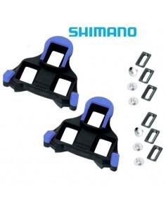 Shimano Pedalkloss Blå