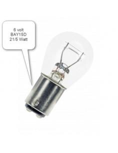 Glödlampa 6V 21/5W