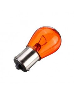 12V 10W orange glödlampa