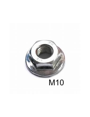 Mutter M10X1.25(vevaxel scooter)