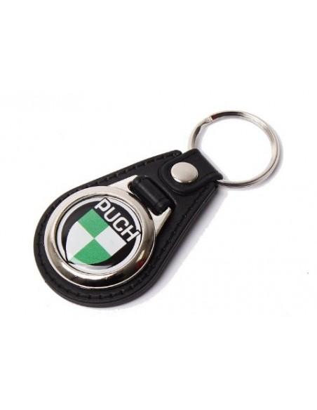 Nyckelring Puch logga