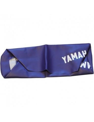 Sadelöverdrag lila DT50 YAMAHA