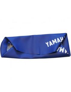 Sadelöverdrag blå Yamaha  DT50MX AC